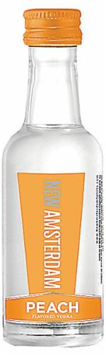 New Amsterdam Peach Vodka Perspective: front