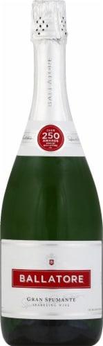 Ballatore Gran Spumante Sparkling Wine 750ml Perspective: front