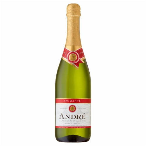 Andre Spumante Champagne Sparkling Wine 750ml Perspective: front