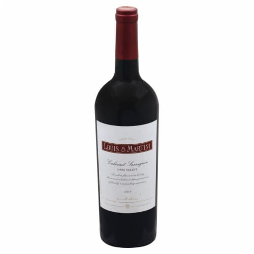 Louis M. Martini Napa Valley Cabernet Sauvignon Red Wine 750ml Perspective: front
