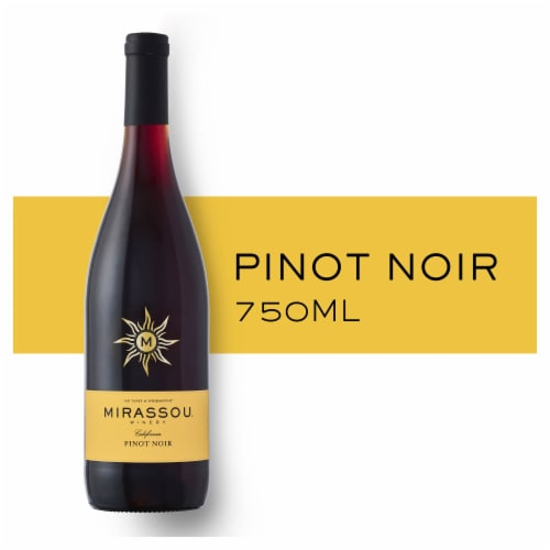 Mirassou Pinot Noir Red Wine 750ml Perspective: front