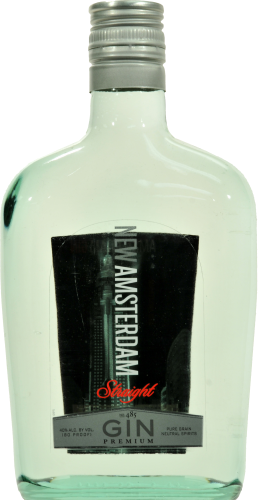 New Amsterdam Straight No. 458 Gin Perspective: front