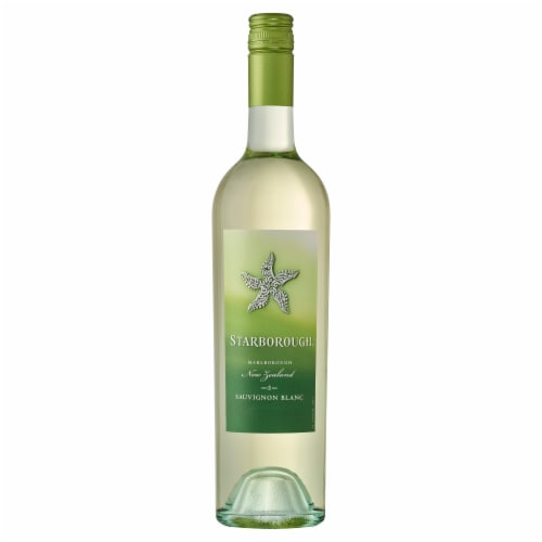 Starborough New Zealand Sauvignon Blanc White Wine 750ml Perspective: front
