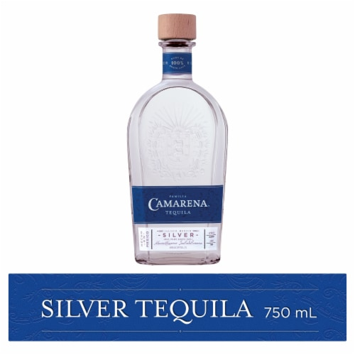 Familia Camarena Tequila Silver Perspective: front