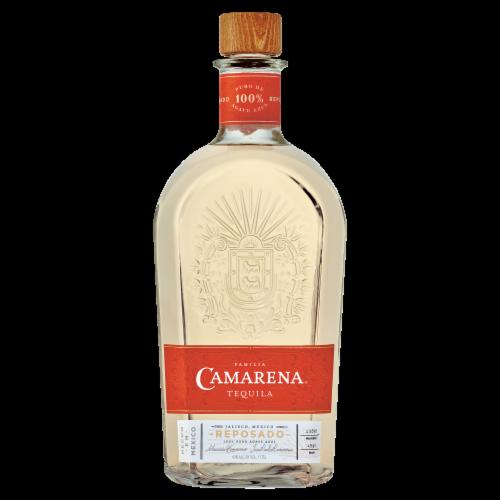 Camarena Reposado Tequila Perspective: front
