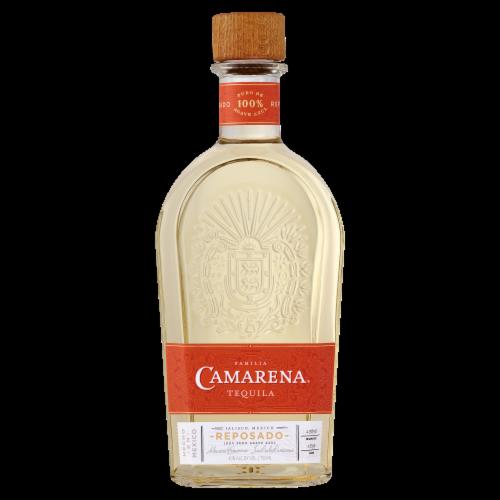 Familia Camarena Tequila Reposado Perspective: front