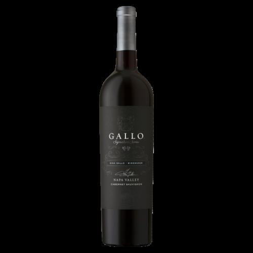 Gallo Signature Series Napa Valley Cabernet Sauvignon Red Wine 750ml Perspective: front