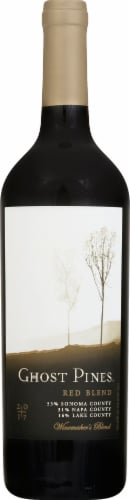 Ghost Pines Red Blend Red Wine 750ml Perspective: front