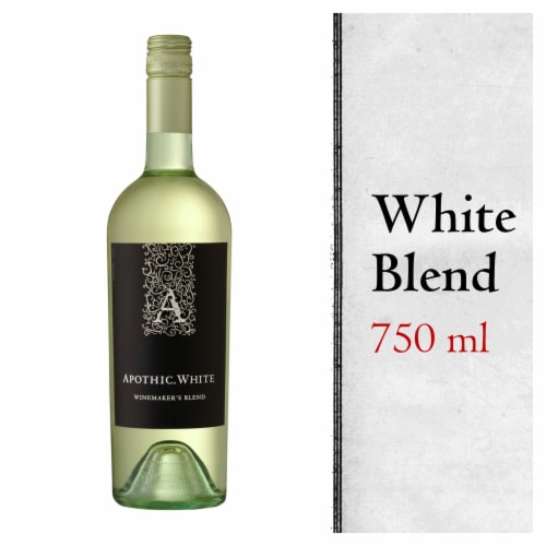 Apothic White Blend White Wine 750ml Perspective: front