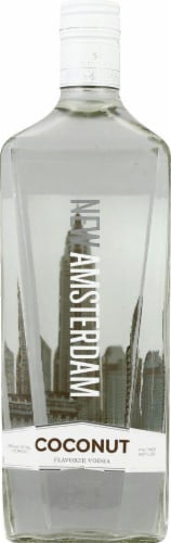 New Amsterdam Coconut Vodka Perspective: front
