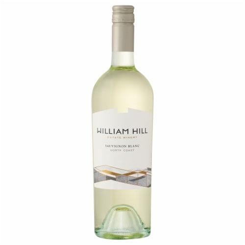 William Hill Estate North Coast Sauvignon Blanc White Wine 750ml Perspective: front