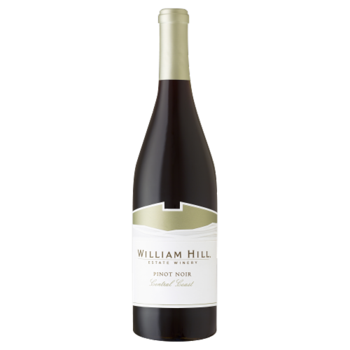 William Hill Estate Winery Pinot Noir Red Wine Perspective: front