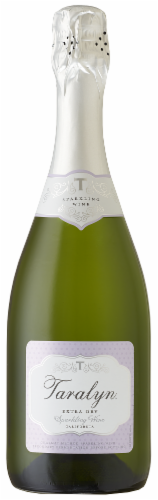 Taralyn Extra Dry Sparkling Wine 750ml Perspective: front