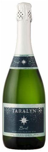 Taralyn Brut Sparkling Wine 750ml Perspective: front