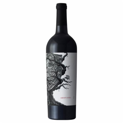 Mount Peak Sentinel Cabernet Sauvignon Red Wine 750ml Perspective: front