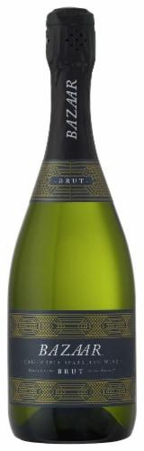 Evviva Stella Mia Bazaar Brut Sparkling Wine Perspective: front
