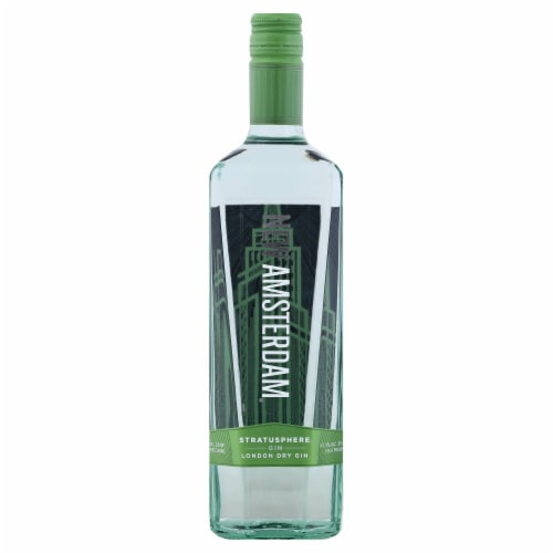 New Amsterdam London Dry Gin Perspective: front