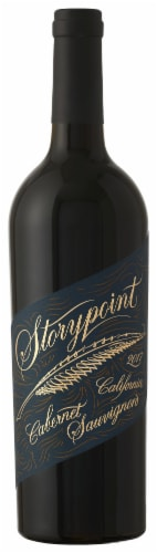 Storypoint Cabernet Sauvignon Red Wine Perspective: front