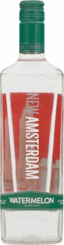 New Amsterdam Watermelon Vodka Perspective: front