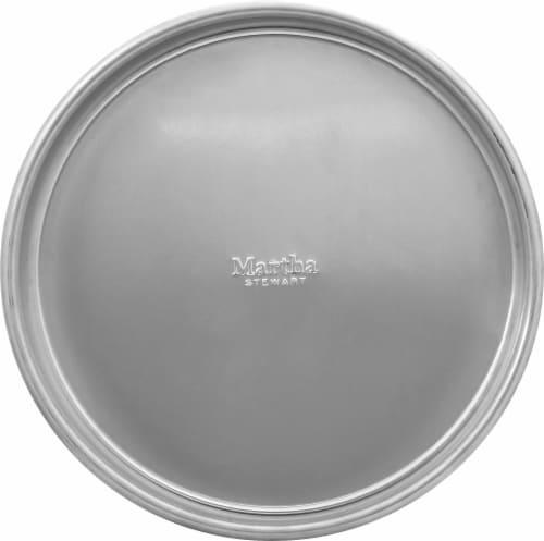Martha Stewart Round Aluminum Cake Pan Perspective: front