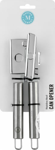 Martha Stewart Stainless Steel Can Opener Perspective: front