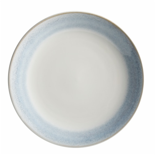 Martha Stewart Dinner Plate - Blue Perspective: front