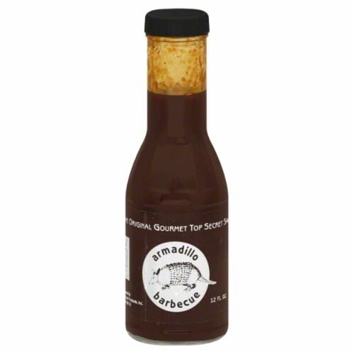 Armadillo Bbq Sauce Perspective: front