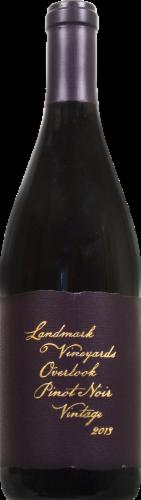 Landmark Overlook Pinot Noir Perspective: front