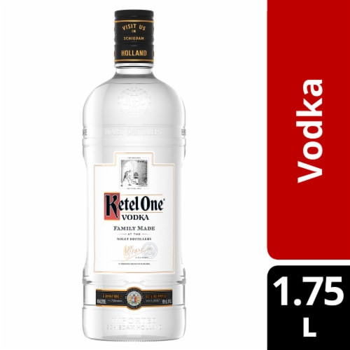 Ketel One Vodka Perspective: front