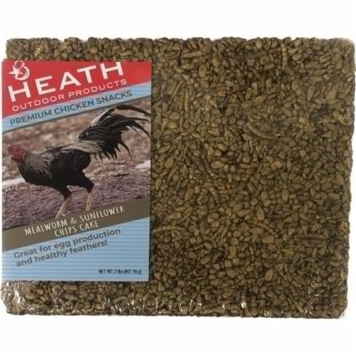 Heath SC-90-8 2 lbs Chicken Treats Perspective: front
