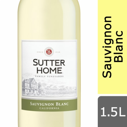 Sutter Home Sauvignon Blanc Perspective: front