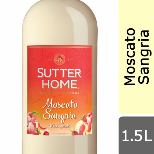 Sutter Home Moscato Sangria Wine Perspective: front