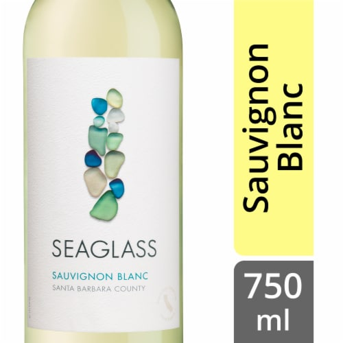 SeaGlass Sauvignon Blanc Perspective: front