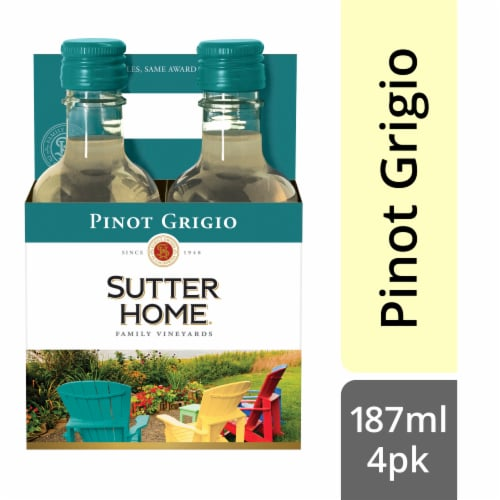 Sutter Home Pinot Grigio Perspective: front