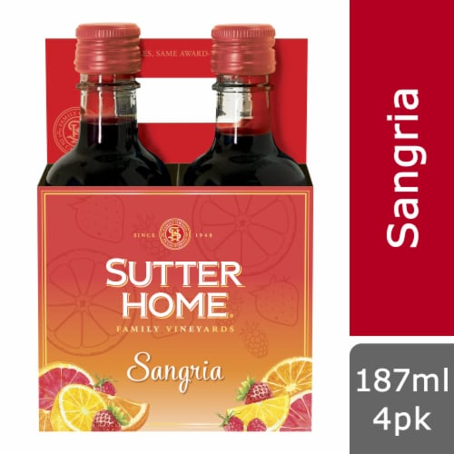 Sutter Home Sangria Perspective: front