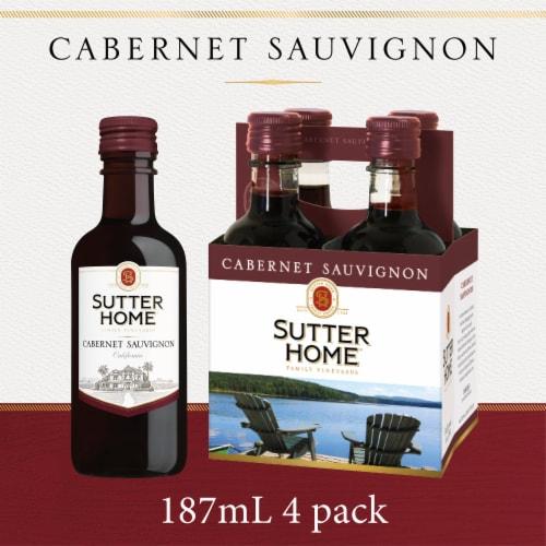 Sutter Home Cabernet Sauvignon Perspective: front