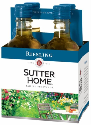 Sutter Home Riesling Perspective: front