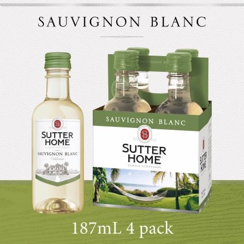Sutter Home® Sauvignon Blanc White Wine Perspective: front