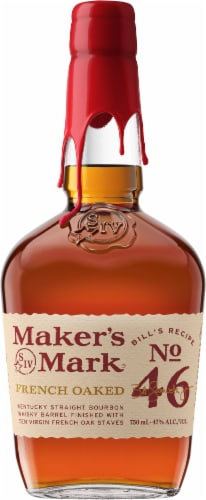 Maker's 46 Kentucky Bourbon Whisky Perspective: front