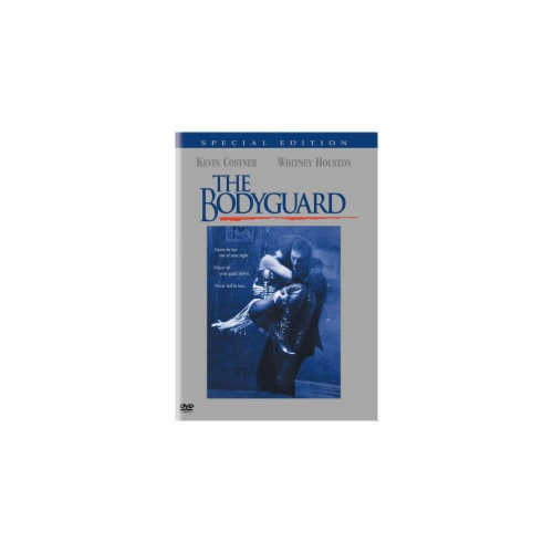 The Bodyguard (DVD) Perspective: front