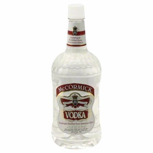 McCormick Vodka Perspective: front