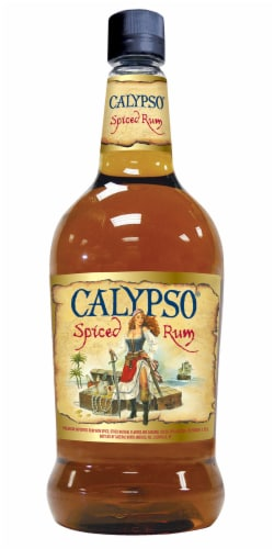 Calypso Spiced Rum Perspective: front