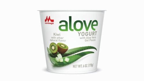 Alove Kiwi Flavored Yogurt Perspective: front