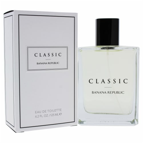 Banana Republic Classic by Banana Republic for Men - 4.2 oz EDT Spray Perspective: front