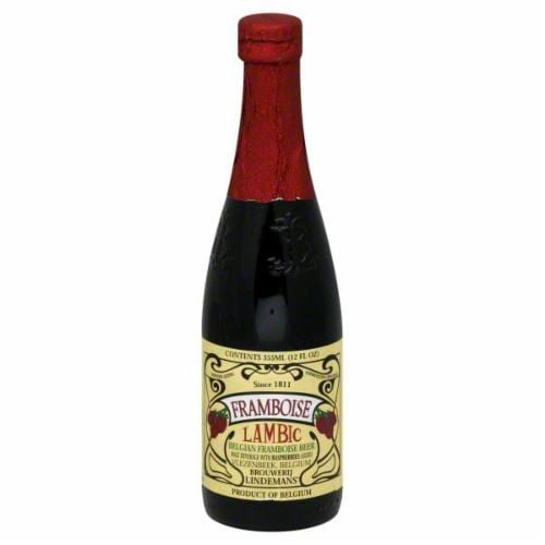 Lindeman's Framboise Lambic Perspective: front