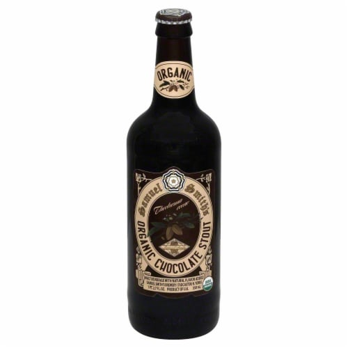 Samuel Smith's Organic Chocolate Stout Perspective: front