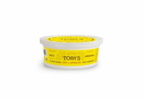 Toby's Orignial Tofu Dip & Spread Perspective: front