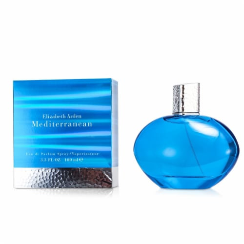 Mediterranean by Elizabeth Arden for Women - 3.3 oz EDP Spray Perspective: front