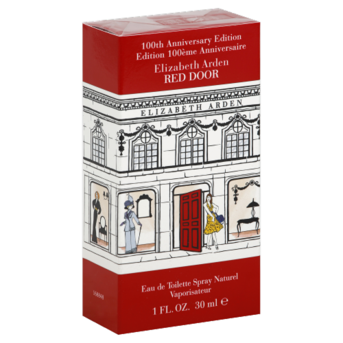 Elizabeth Arden Red Door Fragrance Perspective: front