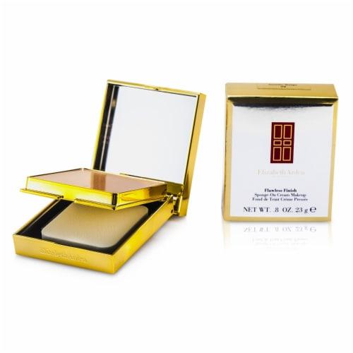 Elizabeth Arden Flawless Finish Sponge On Cream Makeup (Golden Case)  02 Gentle Beige 23g/0.8 Perspective: front